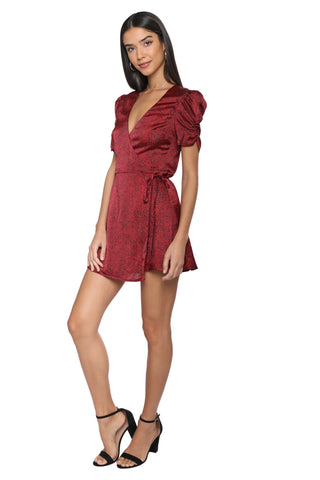 Robertson & Rodeo Ruby Wrap Dress