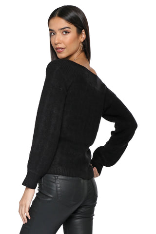 BB Dakota Show Boat Boatneck Sweater
