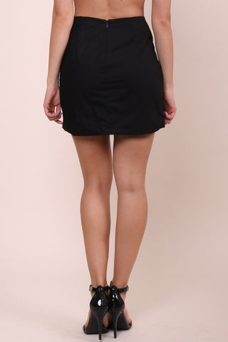 Gab and Kate Portia Mini Skirt