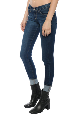 Flying Monkey Dark Wash Basic Skinny Jean
