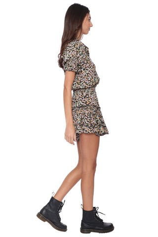 W.A.P.G Sure Thing Floral Dress