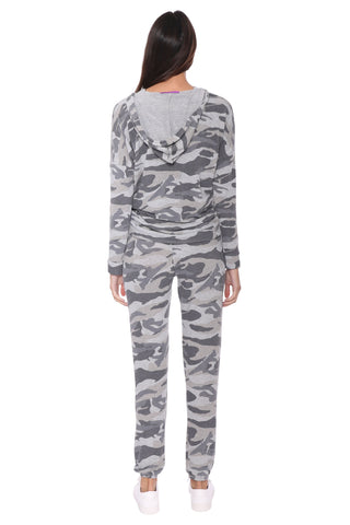 Jac Parker Chill Day Camo Hoodie
