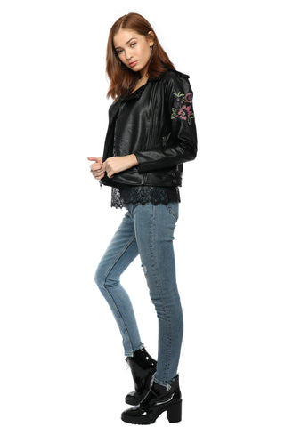 BB Dakota Baxley Pu Moto Jacket