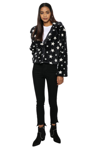 Sunday Stevens Cozy Star Jacket