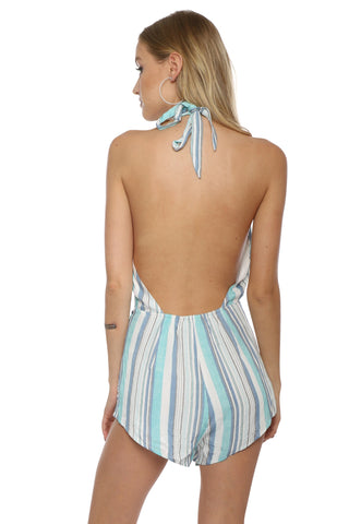 Sunday Stevens Destination Romper