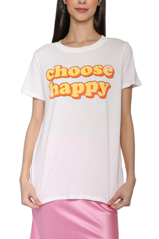 Sunday Stevens Choose Happy Tee