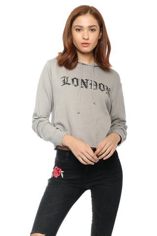 Proper Education London Hoodie Pullover
