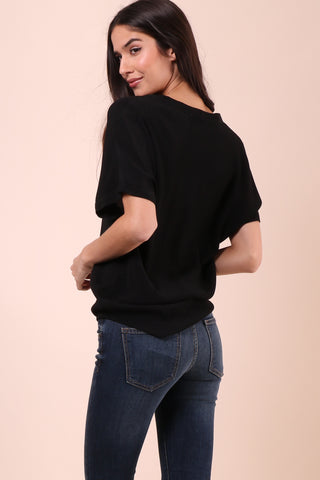 BB Dakota Hatley Top - Black