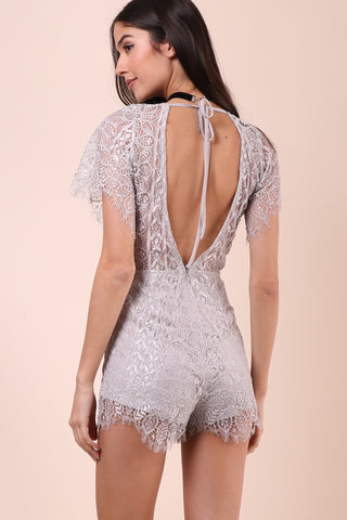 Gab & Kate Beautiful Liar Romper