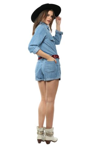 Rails Johnny Romper