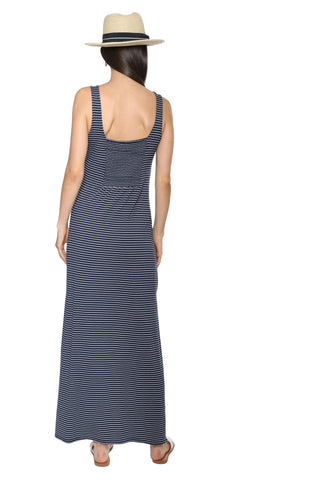 Z Supply The Micro Stripe Maxi Dress