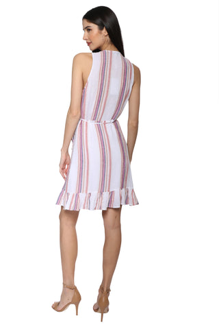 Rails Madison Dress - Jewel Stripe