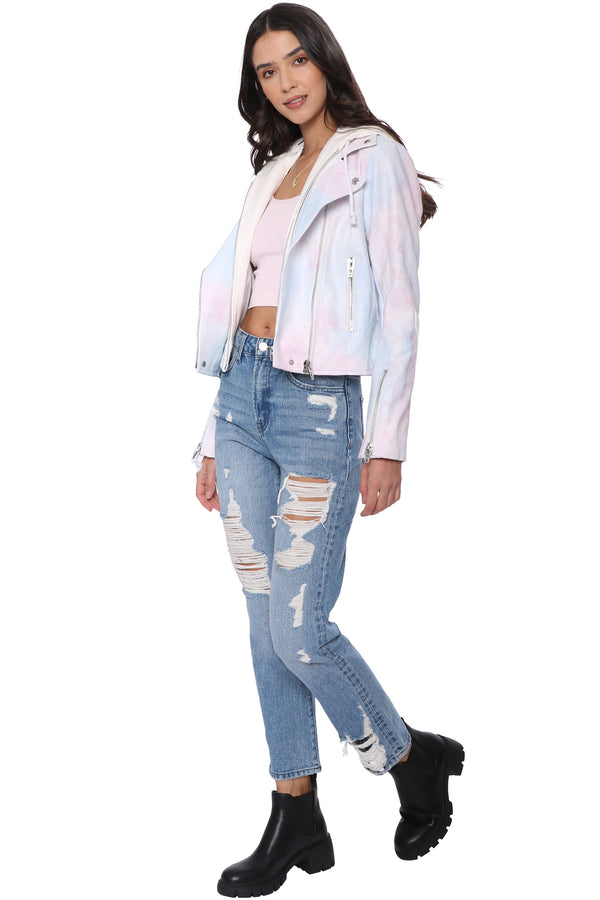Light My Fire Tie Dye Jacket
