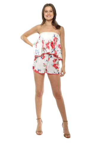 Darah Dahl Rose To the Occasion Romper