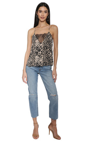 Blue Life Crazy Cheetah Reyna Cami