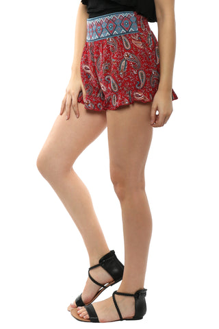 Darah Dahl Moon Dance Shorts