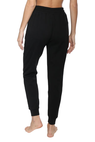 Suzette Fleece Joggers With Zippers