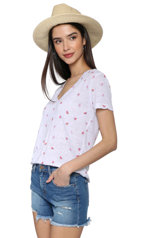 Rails Cara Tee - Watermelon