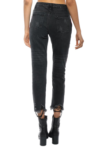 Brooklyn Karma Side Tape Jeans