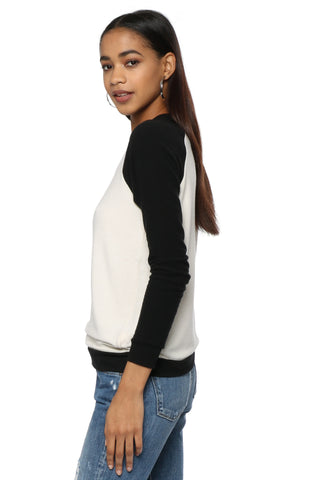 Z Supply The Soft Spun Raglan Pullover