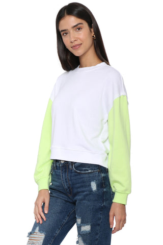 Z Supply The Color Block Sweatshirt