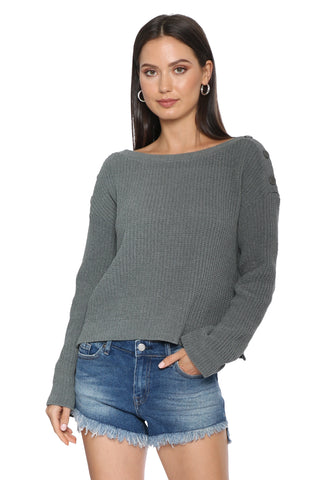 BB Dakota Chenille Before Me Sweater