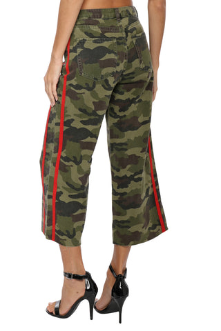 Brooklyn Karma Side Strip Camo Pants