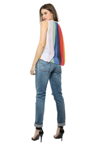 Ban.Jara Rainbow Fly Way Tank