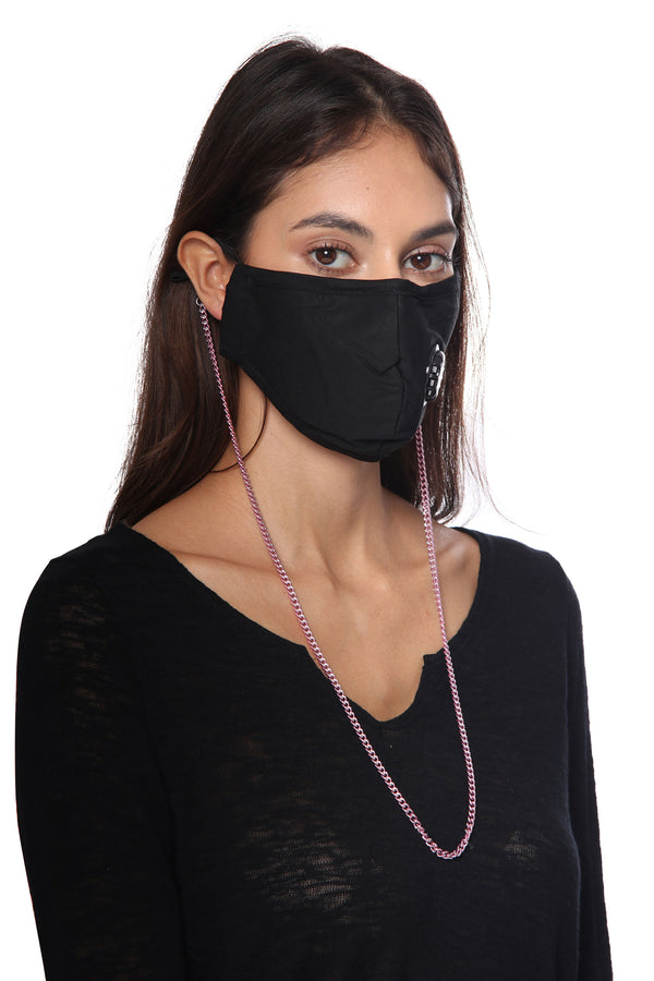 BKeeper Pink Mask Chain