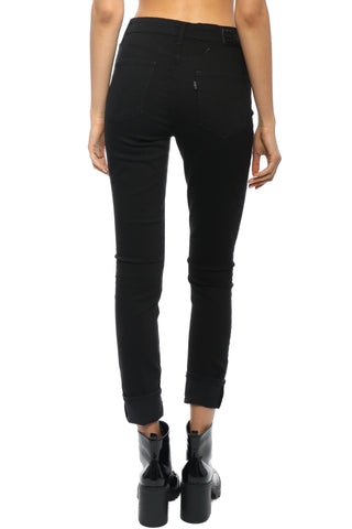 Levi's 721 Black Sheep Skinny
