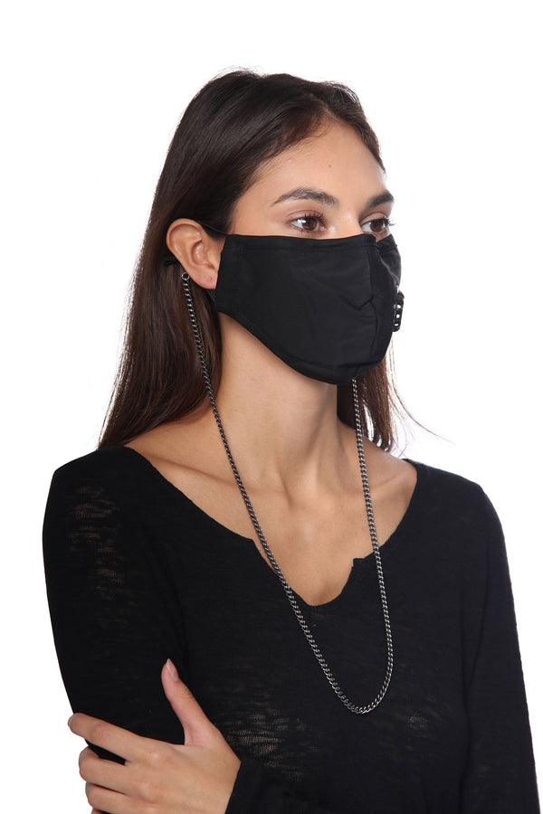 Black Diamond Mask Chain