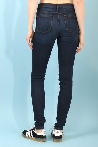 Flying Monkey High Waist Skinny Jeans