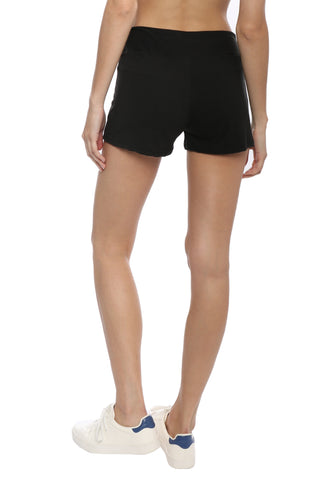 Suzette Basic High Waist Shorts