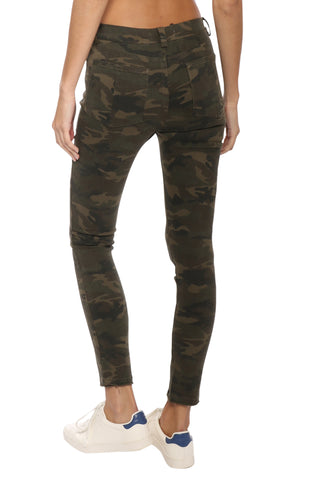 Brooklyn Karma Camo Jeans