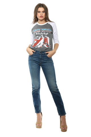 Junk Food The Who Baseball Tee