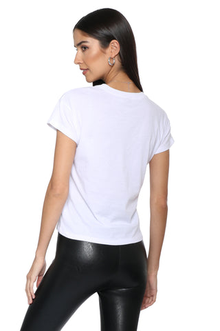Z Supply The Modern Crew Crop Tee