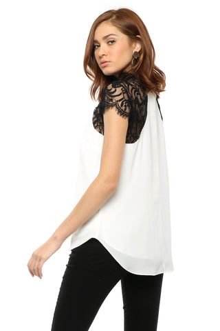 Decker Kirstie Top