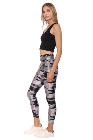 Koral Lustrous High Rise Camo Leggings