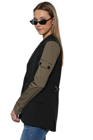 Decker Blazer Hooded Jacket