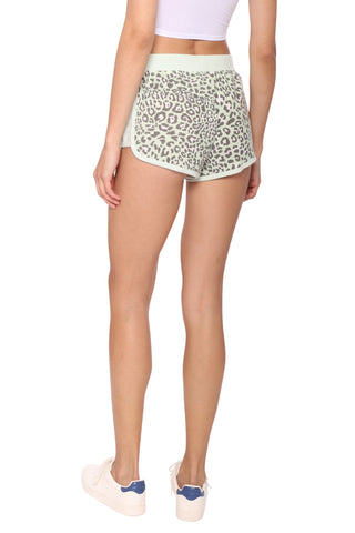 Z Supply Lido Leopard Shorts
