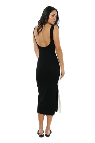 Clayton Tegan Track Dress