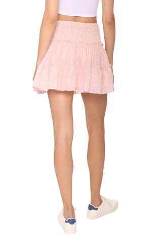 W.A.P.G. Bliss Mini Skirt