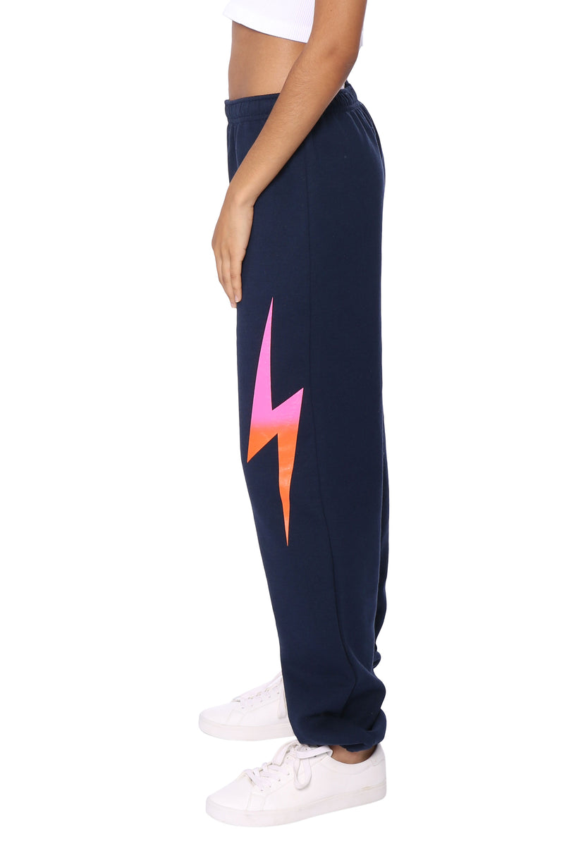 JET x Mixology Classic Bolt Sweatpants