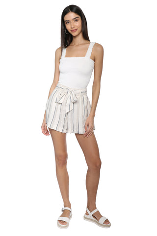 Rails Katy Shorts - Coco Stripe