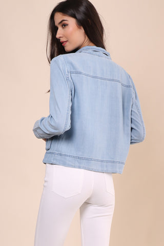BB Dakota Jaden Denim Jacket