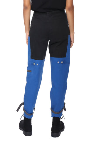 Blue Revival Rihanna Colorblack Cargo