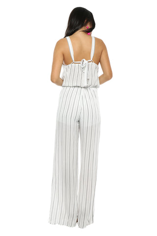Sunday Stevens Seas the Day Jumpsuit