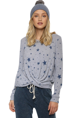 Jac Parker Star Twist Front Top