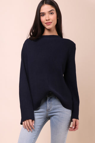 Sunday Stevens Blue Seas Sweater