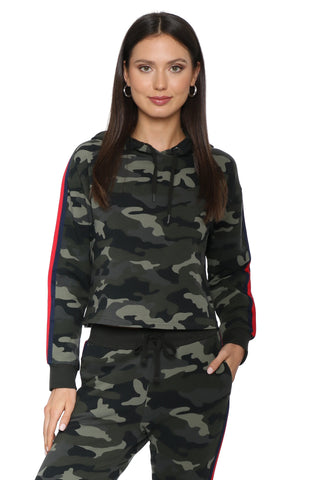 BB Dakota M.I.A Camo Fleece Hoodie